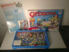 Milton Bradley Toy Story 3 Operation Complete Skill Game
