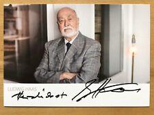 Ludwig Haas AK ARD Lindenstraße Autogramm original handsigniert 2