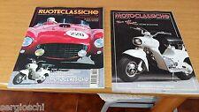 RUOTECLASSICHE # 68-DICEMBRE 1993-375 PLUS-ALLEGATO MOTOCLASSICHE