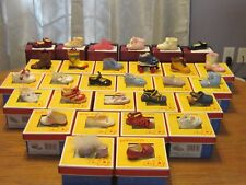 Raine Drops Complete Set of 31 Kids Children Baby Just the Right Shoes Rare +