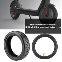8,5 Zoll E-Scooter Reifen Rad Reifen Ersatz für M365 Elektroroller Gummi