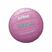 Wilson Soft Play Volleyball Pink - NEW
