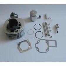 Suzuki LT80 Top End Kit 1987-2006 Piston Cylinder Kit Stock OEM 50 Caliber Quad