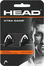Head - Xtra Damp Vibrationsdämpfer 2er schwarz/weiß