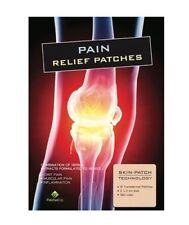 ✅Patched Up Pain Relief Transdermal Patches -Reduce Muscular Pain & Inflammation