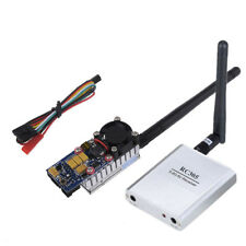 FPV 5.8Ghz 2000mW 8Ch Wireless Transmitter TS582000 and Receiver RC305 Combo