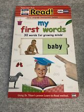 Your Baby can read Learn to read My First Words
