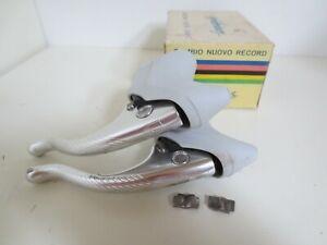 Vintage Rennrad Campagnolo C-Record  Bremshebel-Set