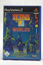 Tetris Worlds (Sony PlayStation 2) PS2 Spiel in OVP - GUT