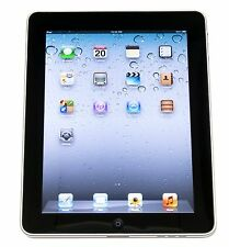 "Apple iPad 1st Gen 16GB Wi-Fi 3G 9.7"" Tablet Black A1337 MC349LL/A - Grade A"