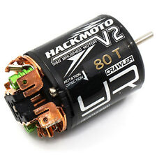 Hackmoto 80T brushed motor for 1:10 RC Crawlers & Trucks suit Axial Vaterra Losi