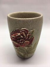 Floral Rose Tumbler Bath Cup Tumbler Resin