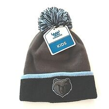 NEW - NBA Memphis Grizzlies Team Color Beanie Hat - Kids Size
