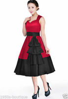 rockabilly dress swing vintage women party s evening 1950s 60s 50s style ladies