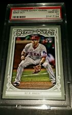 2013 Topps Gypsy Queen #101- Mike Olt Rookie Card! PSA GEM MINT 10!