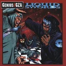GZA - Genius - Liquid Swords (NEW CD)