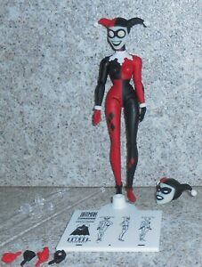 Dc The New Batman Aventures Harely Quinn Tour autour De Figurine