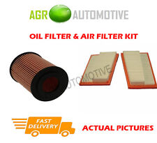 DIESEL SERVICE KIT OIL AIR FILTER FOR MERCEDES-BENZ R320 3.0 224 BHP 2006-