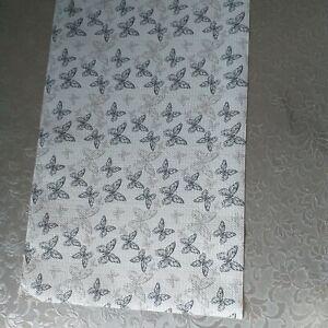 Butterfly print Anti Slip Drawer Liner Cut to Fit Mat Non Slip Multi Purpose Mat