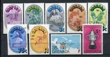 Grenada 1976 Mi. 765-771 773-774 Nuovo ** 100% Giochi Olimpici Mappa