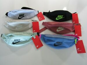 Nike Heritage Hip Fanny Pack Shoulder Waist Bags BA5750 Nwt