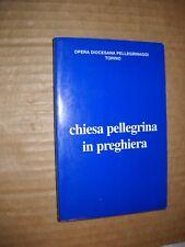 LIBRO- CHIESA PELLEGRINA IN PREGHIERA.- DIOCESI TORINO  1992 - NUOVO