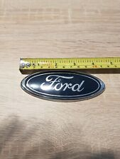 Genuine Ford Focus/ C-Max MONDEO Rear Tailgate/ Boot Badge 115mm THIN