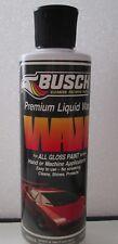 PREMIUM LIQUID WAX by BUSCH, For all gloss paint, 8 oz