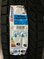 2 New P 245 75 16 BFGoodrich Winter Slalom KSI Snow Tires
