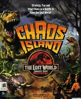 JURASSIC PARK CHAOS ISLAND w/1Clk Windows 10 8 7 Vista XP Install