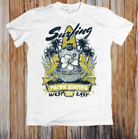 PACIFIC SURFING UNISEX T-SHIRT