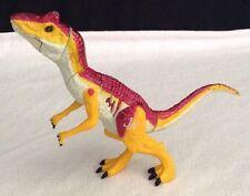 "Jurassic World Bashers & Biters Allosaurus 8"" Dinosaur Jurassic Park EUC"