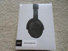 Bose 714675-0030 On Ear Wireless Headphones - Black - Factory Sealed