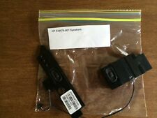 HP Left and Right Speaker Set 534674-001 - Used