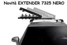 Portasci THULE SNOWPACK EXTENDER NERO 5 paia sci 2 snowboard 732507