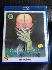 Satan's Blade 30th Anniversary Slasher // Video Blu-Ray Olive Films 80s Horror
