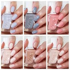 Essie Gel Couture Ballet Nudes Spring 2017 collection 6pcs Brand New!