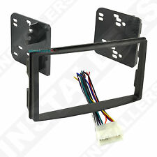 95-7329 Double Din Car Stereo Mount & Wires for Rondo, Radio Install Dash Kit