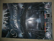 nightwish affiche 84x60 promo imaginaerum/
