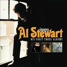Al Stewart - Images: His First Three Albums [New CD] Spain - Import