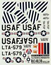 Colorado Decals 1/48 North American T-6 Texan # 48058