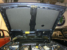 Porsche 924 944 Motorhaube Dämmatte Dämmung Strukturschaum