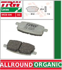 Plaquettes Frein Avant TRW MCB590EC  SYM 50 Wave 95->