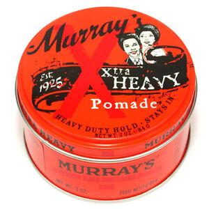 Murray's Xtra Heavy Extra Heavy Hair Pomade