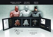 JIM LEE ~ SIGNED ~ BATMAN HUSH - Artist Figure Signature Series  EXCLUSIVE ~ NIB