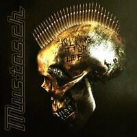 Mustasch - Killing It for Life CD NEU OVP