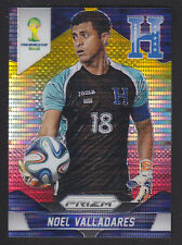 PANINI PRIZM WORLD CUP 2014-Base # 113 Noel Valladares-Yellow Red Pulsar
