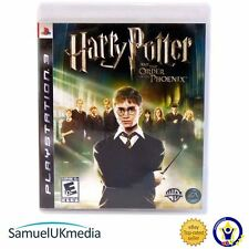 Harry Potter and the Order of the Phoenix (PS3) **GREAT CONDITION!**