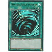 DUOV-EN086 Mystical Space Typhoon | 1st Edition | Ultra Rare Card YuGiOh TCG