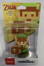 Amiibo 8-bit Link The Legend of Zelda Character Figure Nintendo Switch SEALED